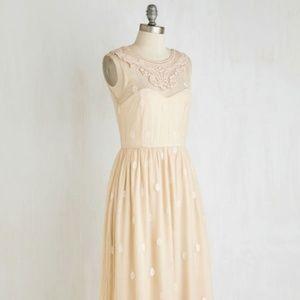 Modcloth Etheral Girl Dress Plus Size NWT